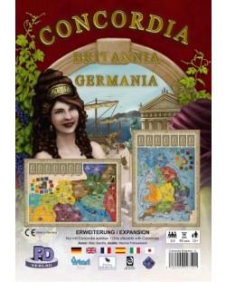 Extensie pentru jocul de societate Concordia: Britannia & Germania