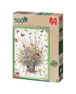 Puzzle Jumbo de 500 piese - Buche de vara, Jannete Brinkman