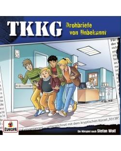 TKKG - 209/Drohbriefe von Unbekannt - (CD)