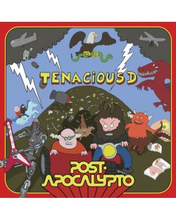 Tenacious D - Post-Apocalypto - (CD)