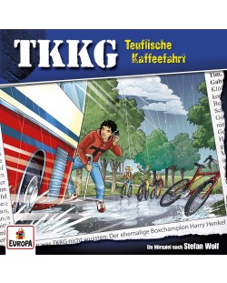 TKKG - 205/Teuflische Kaffeefahrt - (CD)
