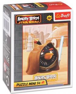 Mini puzzle Trefl de 54 piese - Angry Birds