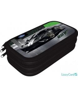 Penar scolar Lizzy Card - Ford GT, cu 3 compartimente