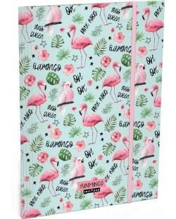Dosar cu elastic Lizzy Card A4 - Funmingo, Lollipop