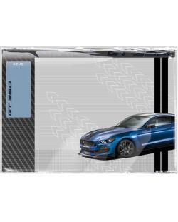 Protectie pentru birou Lizzy Card - Ford Mustang GT