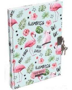 Jurnal secret cu lacat Lizzy Card - Funmingo, format А5