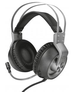 Casti gaming Trust - GXT430 Ironn, negre