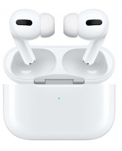 Casti Apple - AirPods Pro, Wireless, albe