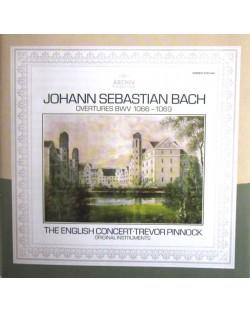 Bach, J.S.: Orchestral Suites (Overtures) BWV 1066 - 1069 - (CD)