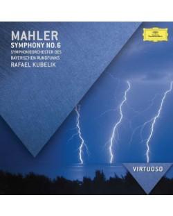 Symphonieorchester des Bayerischen Rundfunks - Mahler: Symphony No.6 in A Minor - (CD)