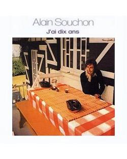 Alain Souchon - j'ai dix ans (CD)