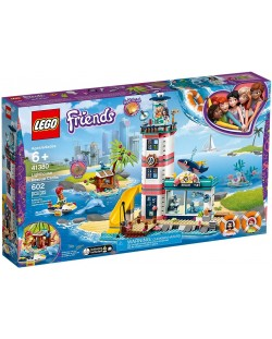 Constructor Lego Friends - Lighthouse Rescue Center (41380)