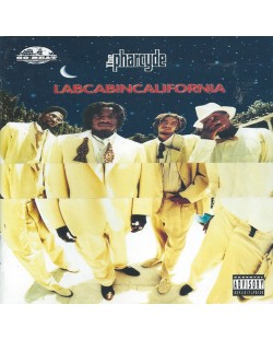 The Pharcyde - Labcabincalifornia (CD)