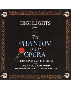 The Original London Cast - Highlights From Phantom Of The Opera (CD)