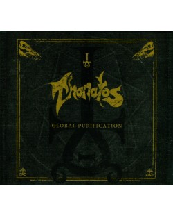 Thanatos - Global Purification - (CD)