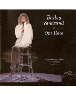 Barbra Streisand - ONE Voice (CD)