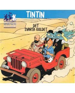 Tintin - Det Svarta Guldet - (CD)