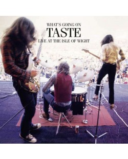 Taste, - What's Going On: Live At The Isle Of Wight - (CD)