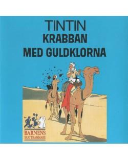 Tintin - Krabban med guldklorna - (CD)
