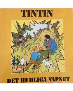 Tintin - Det Hemliga Vapnet - (CD)