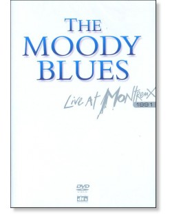 The Moody Blues - Live At Montreux 1991 (DVD)