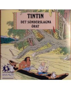 Tintin - Det Sonderslagna Orat - (CD)