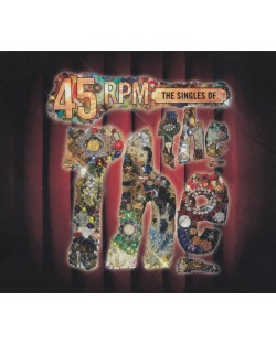 The The - 45 RPM, the Singles of The The - (CD)