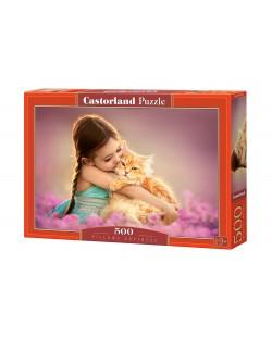 Puzzle Castorland de 500 piese - Tandrete
