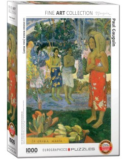 Puzzle Eurographics de 1000 piese – Buna Maria, Pol Gauguin