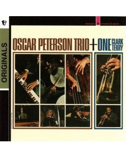 The Oscar Peterson Trio, Clark Terry - Oscar Peterson Trio Plus One (CD)