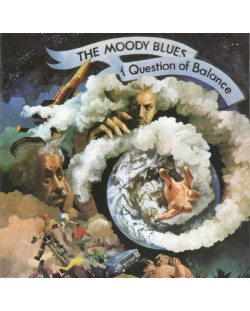 The Moody Blues - A Question Of Balance (CD)