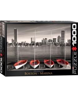 Puzzle Eurographics de 1000 piese – Portul din Boston