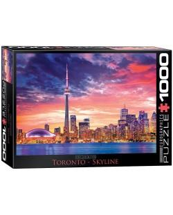 Puzzle Eurographics de 1000 piese – Toronto