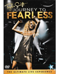 Taylor Swift - Journey to Fearless - (DVD)