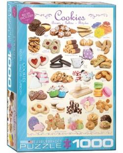 Puzzle Eurographics de 1000 piese – Biscuiti