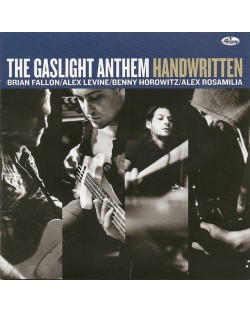 The Gaslight Anthem - Handwritten - (CD)