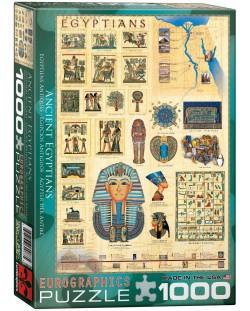 Puzzle Eurographics de 1000 piese – Egiptenii