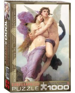 Puzzle Eurographics de 1000 piese - Rapirea Psycheei, William Adolphe Bouguereau