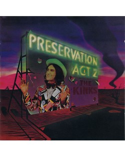 The Kinks - Preservation Act 2 (CD)