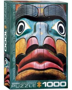 Puzzle Eurographics de 1000 piese – Totem, Kris Krug