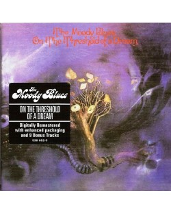 The Moody Blues - On The Threshold Of A Dream (CD)