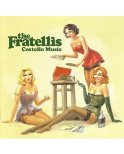 The Fratellis - Costello Music - (CD)