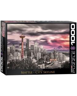 Puzzle Eurographics de 1000 piese – Seattle