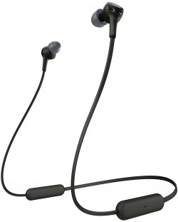 Casti wireless Sony - WI-XB400, negre