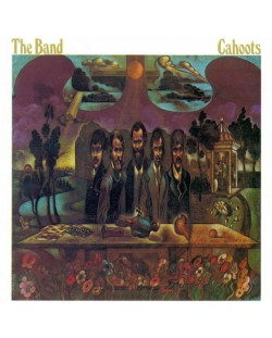 The Band - Cahoots - (CD)