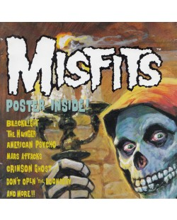 The Misfits - American Psycho (CD)