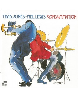 Thad Jones, Mel Lewis - Consummation - (CD)