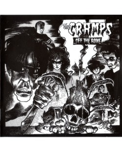 The Cramps - Off the Bone - (CD)