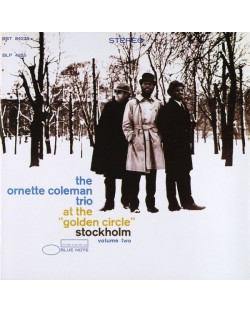 The Ornette Coleman Trio - At The Golden Circle Stockholm Volume 2 (CD)