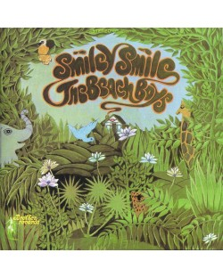 The BEACH BOYS - Smiley Smile/Wild Honey - (CD)